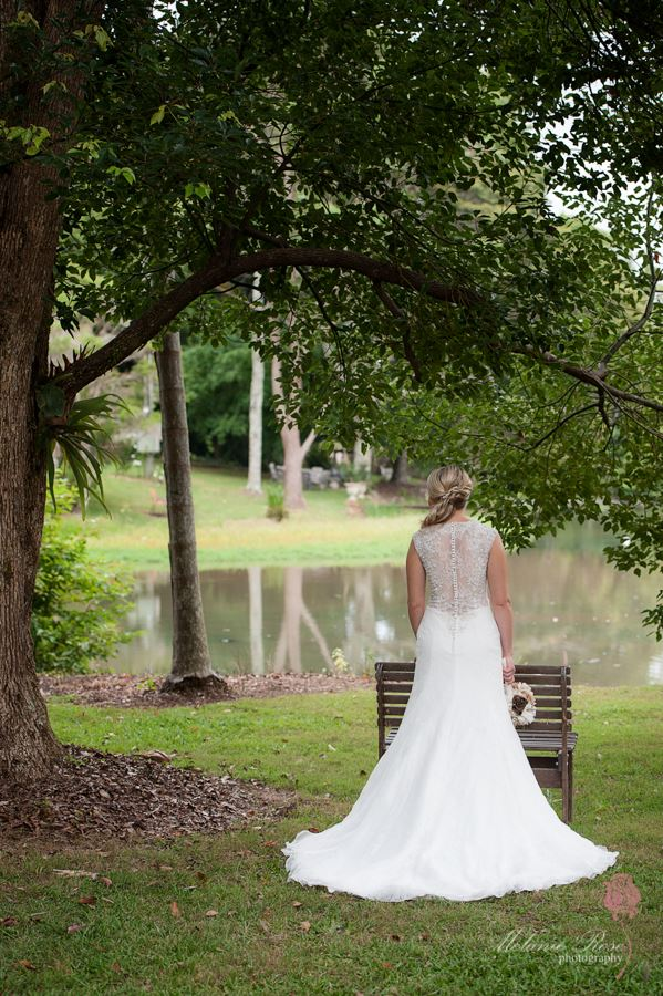 Weddings at McCarthy lake House Maleny