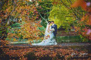 Wedding photography gardens McCarthy lake House Maleny Accommodation