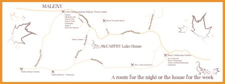 accommodation maleny