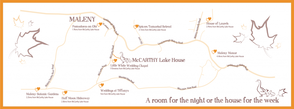 maleny bed & breakfast